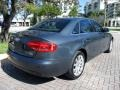 Audi A4 2.0T Premium quattro Sedan Meteor Grey Pearl Effect photo #10