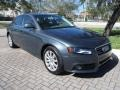 Audi A4 2.0T Premium quattro Sedan Meteor Grey Pearl Effect photo #22