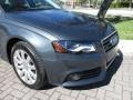 Audi A4 2.0T Premium quattro Sedan Meteor Grey Pearl Effect photo #26