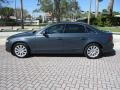 Audi A4 2.0T Premium quattro Sedan Meteor Grey Pearl Effect photo #37