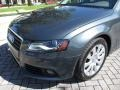 Audi A4 2.0T Premium quattro Sedan Meteor Grey Pearl Effect photo #40