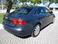 Audi A4 2.0T Premium quattro Sedan Meteor Grey Pearl Effect photo #51
