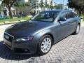 Audi A4 2.0T Premium quattro Sedan Meteor Grey Pearl Effect photo #78