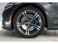BMW M5 Sedan Singapore Gray Metallic photo #9