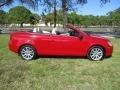 Volkswagen Eos Komfort Salsa Red photo #3