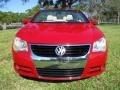 Volkswagen Eos Komfort Salsa Red photo #7
