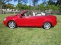Volkswagen Eos Komfort Salsa Red photo #11