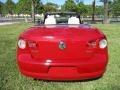 Volkswagen Eos Komfort Salsa Red photo #15