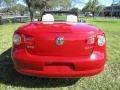 Volkswagen Eos Komfort Salsa Red photo #32