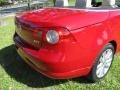 Volkswagen Eos Komfort Salsa Red photo #36