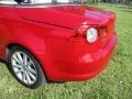 Volkswagen Eos Komfort Salsa Red photo #38