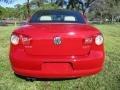 Volkswagen Eos Komfort Salsa Red photo #50