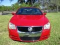 Volkswagen Eos Komfort Salsa Red photo #58