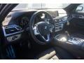 BMW 7 Series 740i Sedan Black Sapphire Metallic photo #4