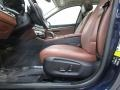 BMW 5 Series 535i xDrive Sedan Imperial Blue Metallic photo #7