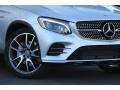 Mercedes-Benz GLC AMG 43 4Matic Iridium Silver Metallic photo #3