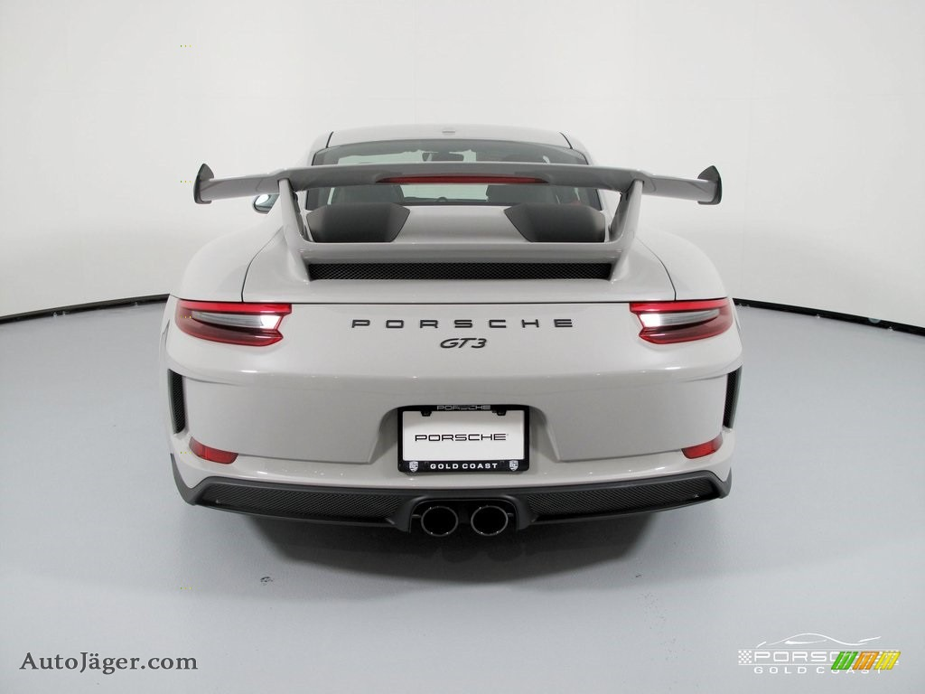 2019 911 GT3 - White / Black w/Alcantara photo #6