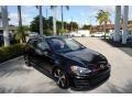 Volkswagen Golf GTI 4-Door 2.0T Autobahn Deep Black Pearl photo #1