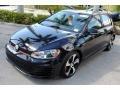 Volkswagen Golf GTI 4-Door 2.0T Autobahn Deep Black Pearl photo #4