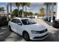 Volkswagen Jetta SE Pure White photo #1
