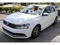 Volkswagen Jetta SE Pure White photo #4