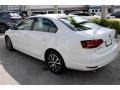 Volkswagen Jetta SE Pure White photo #6