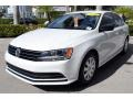 Volkswagen Jetta S Pure White photo #5