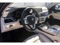 BMW 7 Series 740i Sedan Imperial Blue Metallic photo #4