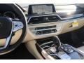 BMW 7 Series 740i Sedan Imperial Blue Metallic photo #6