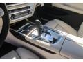 BMW 7 Series 740i Sedan Imperial Blue Metallic photo #7