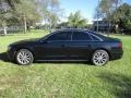 Audi A8 4.2 FSI quattro Phantom Black Pearl Effect photo #3