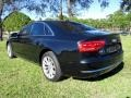Audi A8 4.2 FSI quattro Phantom Black Pearl Effect photo #5