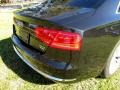 Audi A8 4.2 FSI quattro Phantom Black Pearl Effect photo #26