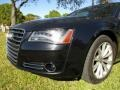 Audi A8 4.2 FSI quattro Phantom Black Pearl Effect photo #33