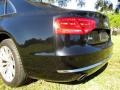 Audi A8 4.2 FSI quattro Phantom Black Pearl Effect photo #35