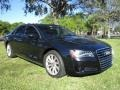 Audi A8 4.2 FSI quattro Phantom Black Pearl Effect photo #58