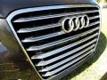 Audi A8 4.2 FSI quattro Phantom Black Pearl Effect photo #76
