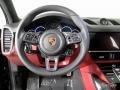 Porsche Cayenne Turbo Black photo #13