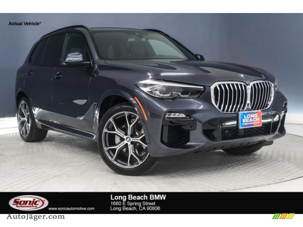 Cherry Hill Volkswagen >> 2019 BMW X5 xDrive40i in Arctic Grey Metallic - L07709 | Auto Jäger - German Cars for sale in the US