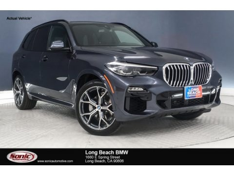 Arctic Grey Metallic 2019 BMW X5 xDrive40i