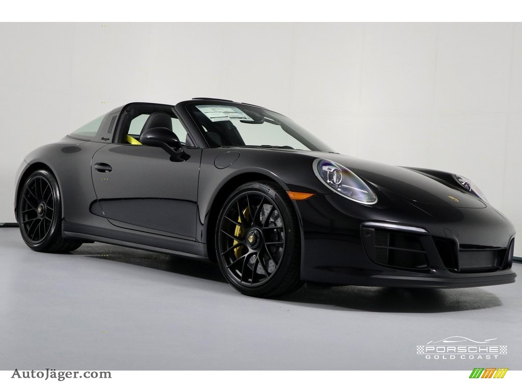 2019 Porsche 911 Targa 4 Gts In Black 125453 Auto Jager German Cars For Sale In The Us