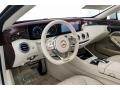 Mercedes-Benz S S 560 Cabriolet designo Diamond White Metallic photo #4