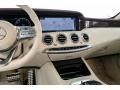 Mercedes-Benz S S 560 Cabriolet designo Diamond White Metallic photo #6