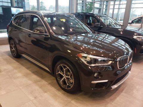 Dark Olive Metallic 2019 BMW X1 xDrive28i