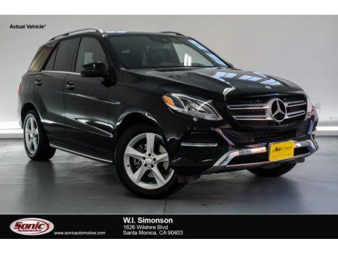 Black 2017 Mercedes-Benz GLE 350