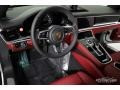 Porsche Panamera 4 White photo #13