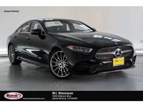 Black 2019 Mercedes-Benz CLS 450 Coupe