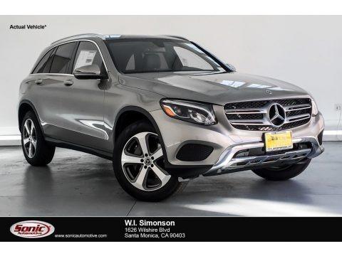 Mojave Silver Metallic 2019 Mercedes-Benz GLC 300