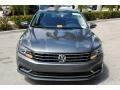 Volkswagen Passat S Sedan Platinum Gray Metallic photo #3
