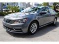 Volkswagen Passat S Sedan Platinum Gray Metallic photo #5